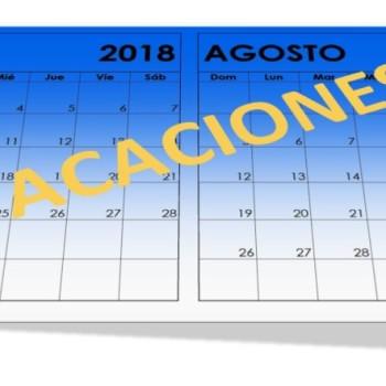 La duración de las Vacaciones